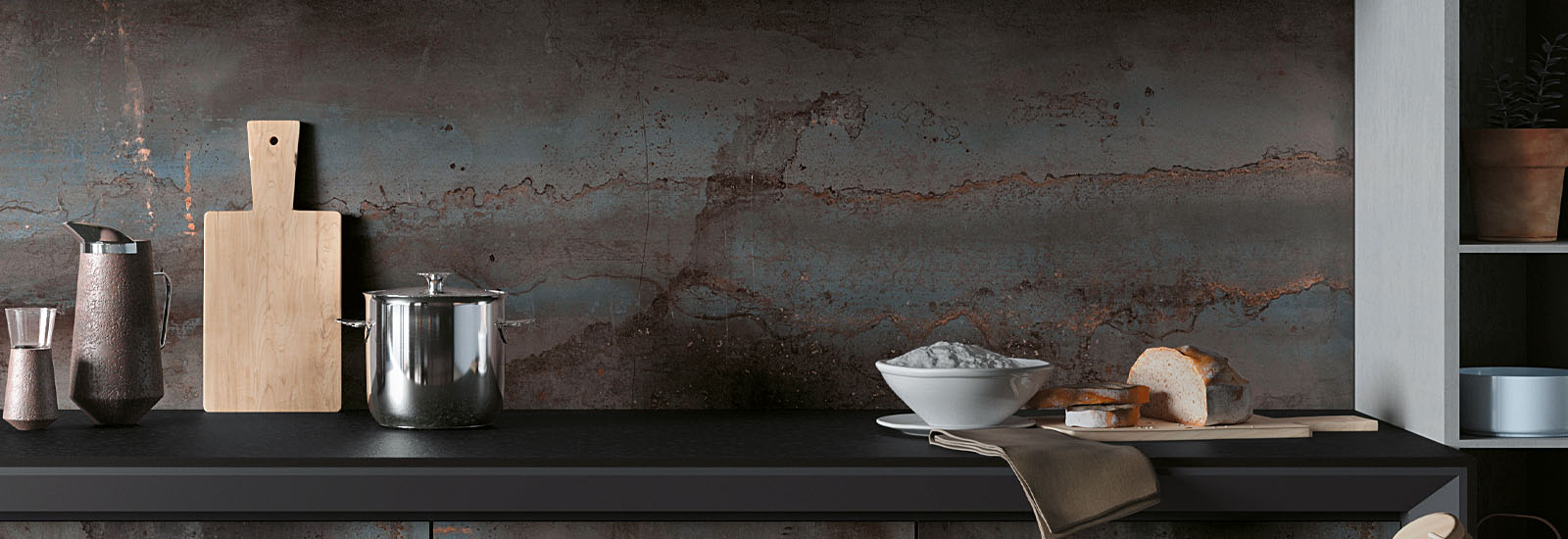Infinity Surfaces - Marble Stone and concrete inspired designs