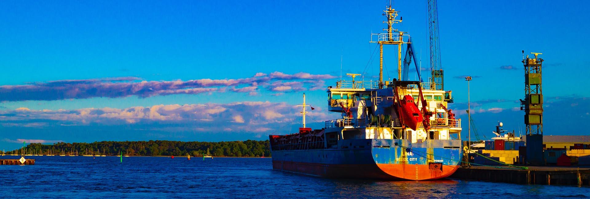 Interslab Shipping