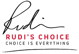 Rudi's choice Logo
